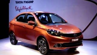 Tata Tigor Styleback launched: Price in India starts at INR 4.7 lakh
