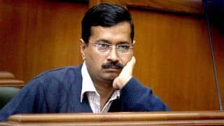 Arvind Kejriwal meets AAP MLAs after dismal show in MCD Elections 2017