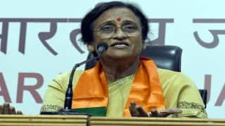 UP Election Results 2017: Rita Bahuguna Joshi wins from Lucknow Cantt; Aparna Yadav loses
