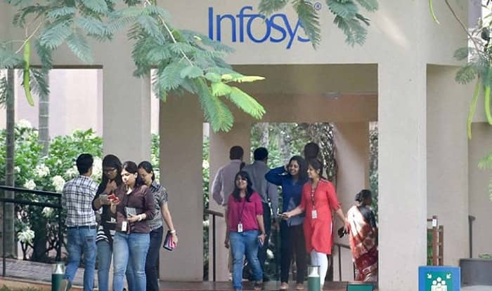 Infosys (File Photo)