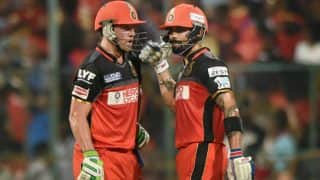 Trent Woodhill: Virat Kohli and AB de Villiers are the Rafael Nadal and Roger Federer of Cricket
