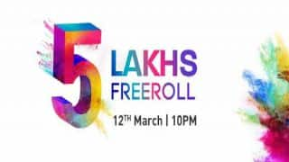 Celebrate Holi with Poker Nation and get a chance to win Rs 5 lakh