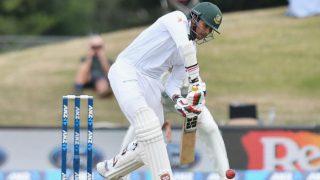 Bizarre! Bangladesh batsman Soumya Sarkar takes DRS after getting bowled, watch video