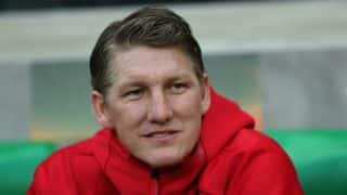 Bastian Schweinsteiger eager to start MLS career with Chicago Fire