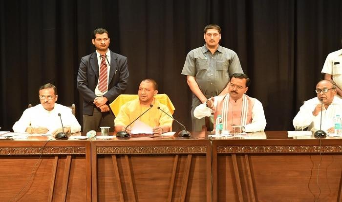 UP Cabinet 2017: Full List of UP CM's Yogi Adityanath's Cabinet