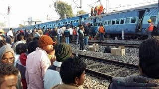2 people die every 3 days in train accident; failure of railway staff major cause