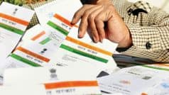 Aadhar Card likely to be mandatory for Upcoming Banking Exam 2017