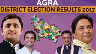 Agra Election Results 2017: View who won from Etmadpur, Fatehpur Sikri, Kheragarh and other constituencies