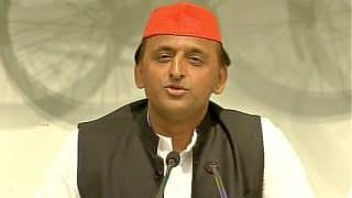 Uttar Pradesh, Madhya Pradesh have given martyrs, Gujarat hasn't: Akhilesh Yadav