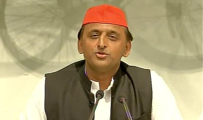 File image of Akhilesh Yadav