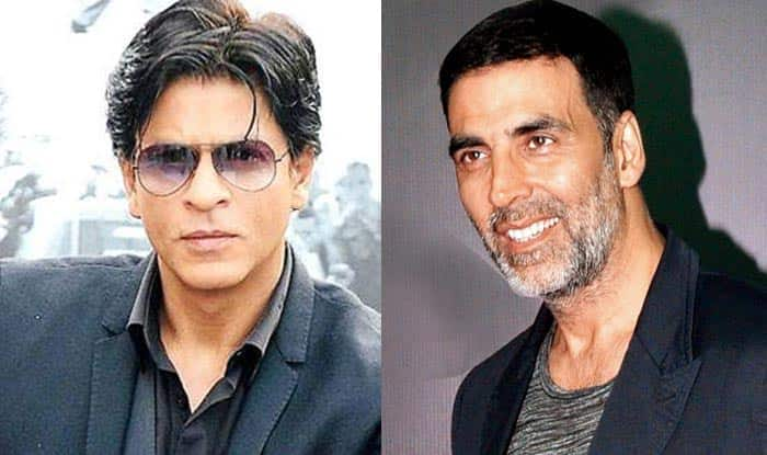 Shah Rukh Khan and Akshay Kumar to CLASH for the first time, who will WIN the box office game?