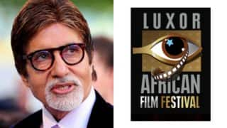 Amitabh Bachchan to attend Luxor African Film Festival in Egypt