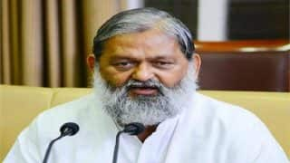 Haryana Minister Anil Vij on Friday Namaz: Can't Allow Encroachment in The Name of Prayer