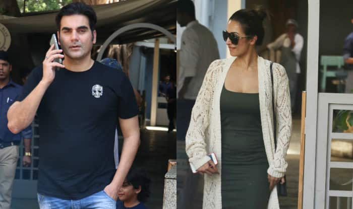 Even after separation, Malaika Arora-Arbaaz Khan continue to hang out together – See HQ Pics