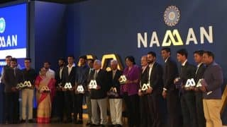 BCCI Awards Night: Virat Kohli, R Ashwin sweep top honours