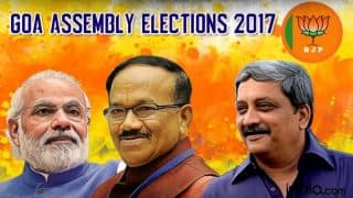Goa: BJP to come in power with support of MGP, GFP & Independent MLAs; Party legislators demand Manohar Parrikar's return as CM