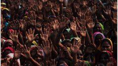 ADR Report on 6th Phase of UP assembly Election 2017 | यूपी छठा चरणः सबसे ज्यादा दागी उम्मीदवार बीएसपी के, बीजेपी में सबसे ज्यादा करोड़पति