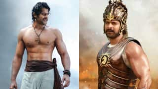 Baahubali 2 hunk Prabhas posing with this adorable kid is the cutest thing on the internet today