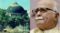 Babri Masjid demolition: Hearing postponed for two weeks; Supreme Court asks parties to file written submissions