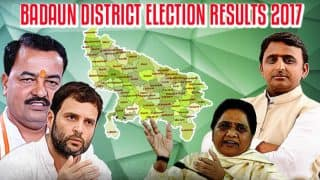 Badaun Election Results 2017: Who is winning from Bisauli, Sahaswan, Shekhupur and other constituencies