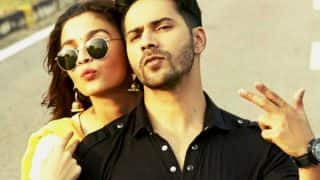 Badrinath Ki Dulhania full movie free download online and average reviews affect Varun Dhawan-Alia Bhatt starrer film's box office collections