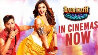badrinath ki dulhania full movie watch free online