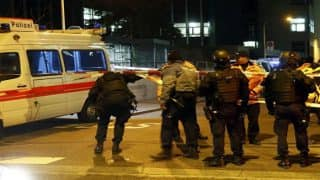 Switzerland: Two killed in shooting at Basel cafe, one badly injured