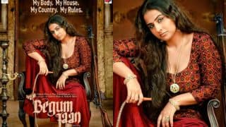 Begum Jaan quick movie review: Vidya Balan towers among the rest with her strong performance