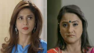 Beyhadh 10 March 2017 written update, full episode: Vandana humiliates Maya in public & throws garbage on her!