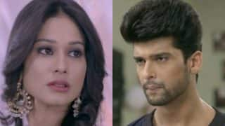 Beyhadh 14 March 2017 written update, full episode: Arjun meets Saanjh secretly; says 'I love you' to her!