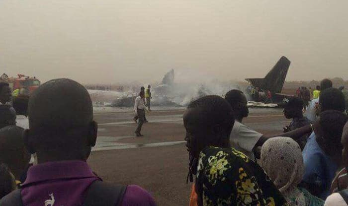 South Supreme Airlines plane crashes at Wau airport in South Sudan, 44 people feared dead
