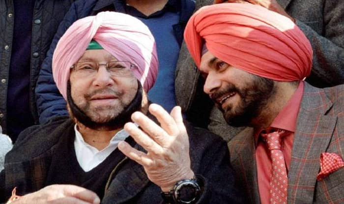 Captain Amarinder Singh takes oath as Punjab Chief Minister: As it happened