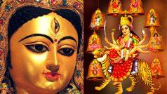 Chaitra Navaratri 2017: Goddess Durga's nine avatars, its significance, pictures, mantras and celebration dates of Navratri festival