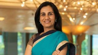 ICICI Bank CEO Chanda Kochhar's Residence Now Under Income-Tax Department's Scrutiny; Deepak Kochhar Questioned About Complexity of Deal