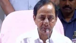 Amid Push For Federal Front, Telangana CM Chandrasekhar Rao Meets DMK Chief Stalin