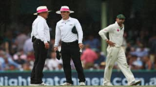 India vs Australia: 'Brain fade' moment for umpire Chris Gaffaney, but avoids goof-up