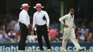 India vs Australia: 'Brain fade' moment for umpire Chris Gaffaney, but avoids goof-up