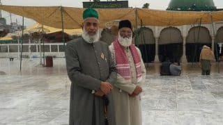 Nizamuddin Dargah clerics missing: Pakistan says no clue, family doubts detention by Intelligence Agency