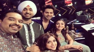 Rising Star 12 March 2017 full episode review: Badrinath Varun Dhawan & his dulhania Alia Bhatt set the stage on fire!