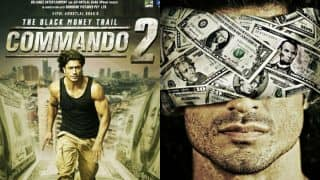 Commando 2 full movie free download online and poor reviews affect Vidyut Jamwal starrer film's box office collections