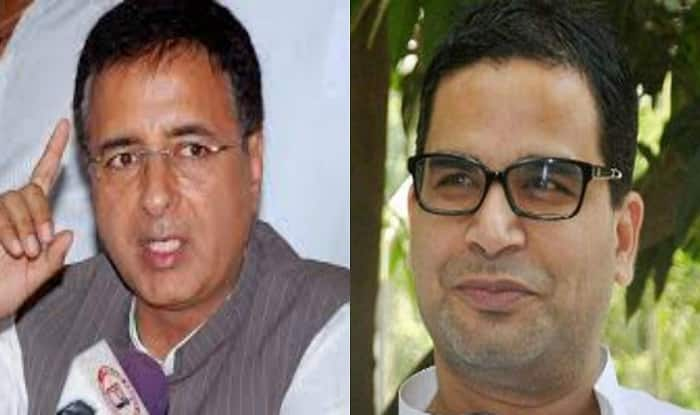 Congress supports Prashant Kishor