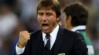 Will continue enthusiastic celebrations, says Chelsea's Antonio Conte