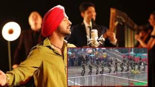 Phillauri actor Diljit Dosanjh's Instagram video of Indian soldiers dancing at Wagah Border goes viral