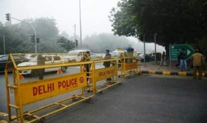 Delhi Police rescues women who locked themselves up in room