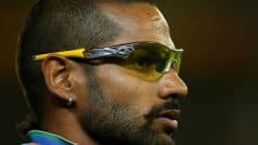 Deodhar Trophy: Shikhar Dhawan's flashy ton helps India 'Red' to beat India 'Blue'