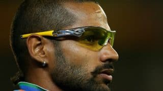 Deodhar Trophy: Shikhar Dhawan's fluent ton helps India Red beat India Blue