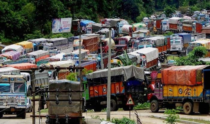 Economic blockade of Manipur ends