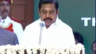 AIADMK merger: CM Palanisamy forms 7-member committee to hold talks with Panneerselvam faction