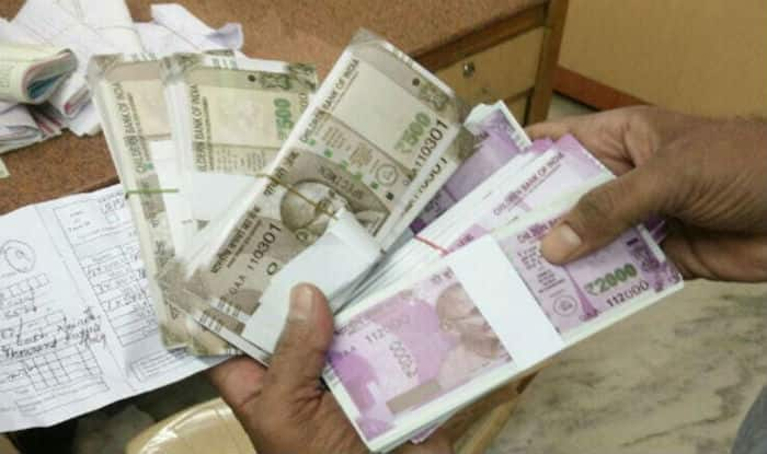 'Children Bank of India' notes again, man held at Hyderabad bank