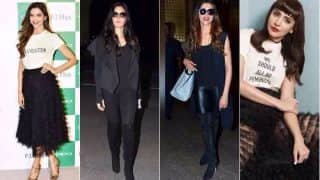 When Deepika Padukone, Katrina Kaif and Anushka Sharma inspired each other's style and ended up as high-end twins! View Pics!